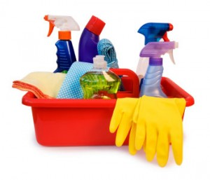 Rengøring produkter